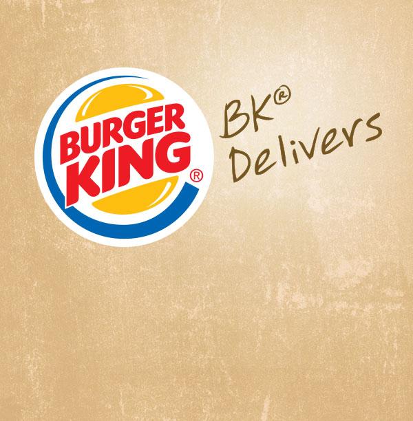 Burger King – Tri-fold Flyer